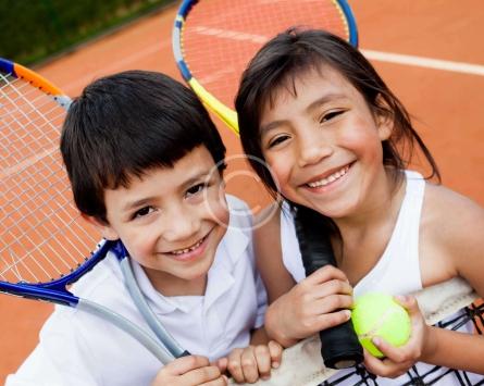 Kids Tennis Toernooi